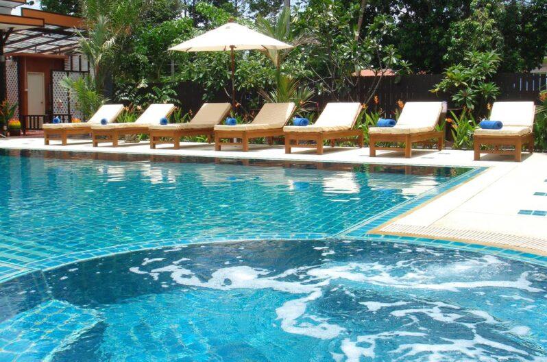 Baanrommai Resort-pool