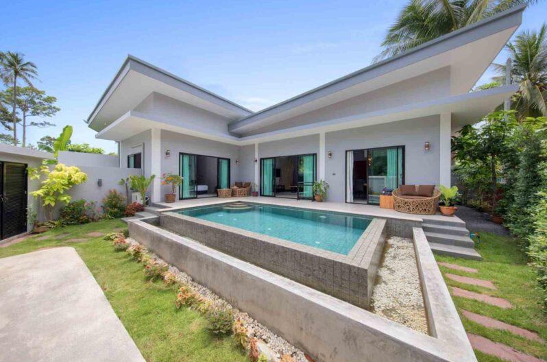 Villa Baan Suaan Serenity
