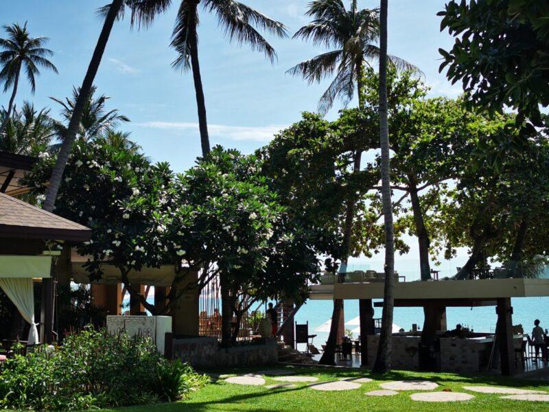 Impiana Beach bar