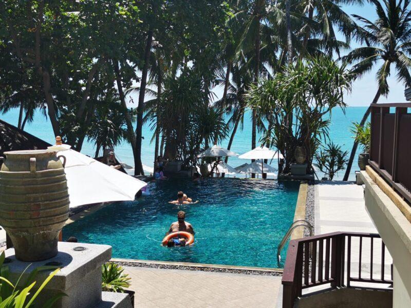 Pool area - Impiana Resort